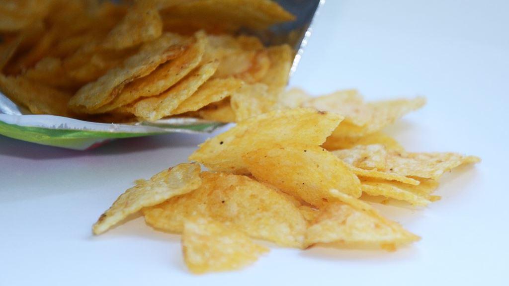 chips bevat acrylamide